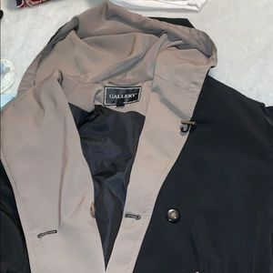 Gallery Double-sided Jacket